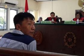 Acquitted Singaporean boatman still detained in Indonesia