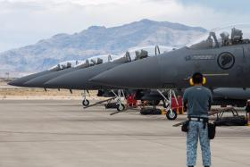 RSAF Clinches Two Awards at Exercise Red Flag - Nellis in Nevada, USA