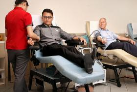 Negative blood donors needed to shore up national stockpile