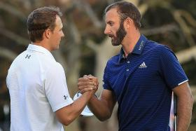 World No. 1 Johnson shows his class in duel with Spieth