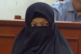 Former maid planned Jakarta suicide attack