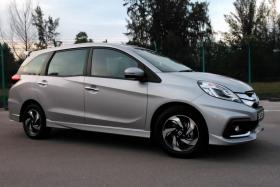 The Honda Mobilio is one popular car model that is set to exit the Singapore market because it will not meet the Euro 6 emission standard.