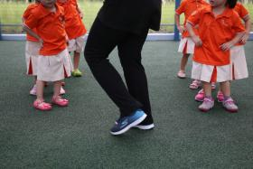 Childcare teachers get day off on Teachers' Day