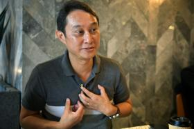 Former City Harvest Church fund manager Chew Eng Han.