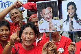 Former Thai PM Thaksin breaks silence on sister Yingluck, denounces 'tyranny'