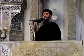 ISIS leader 'probably still alive': US general