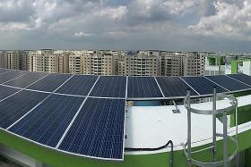 New HDB blocks to be 'solar-ready'