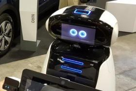 The XYZ Robot.