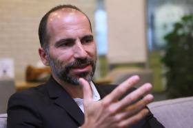 Former Expedia chief Dara Khosrowshahi is the new CEO of Uber.