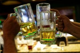 Pay attention if you want to cut down on booze