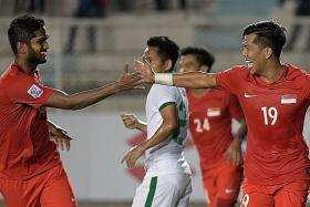 Amri fit and ready to lead goal charge