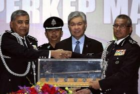Terrorism a priority for M'sia's new Inspector-General