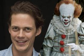 Bill Skarsgard is Pennywise in It
