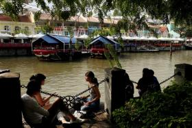 The Singapore River area, which encompasses Boat Quay, Clarke Quay and Robertson Quay, is Singapore's first Business Improvement District (BID), after being officially formed in April.