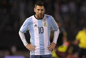 Sampaoli laments misfiring Argentina