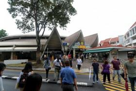 The Tampines Round Market & Hawker Centre is one of the sites featured on the Tampines Heritage Trail.