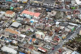 At least 8 killed as Hurricane Irma causes 'enormous damage' to Caribbean island