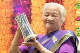 Foster mum of 43 kids is tabla!'s Community Champion