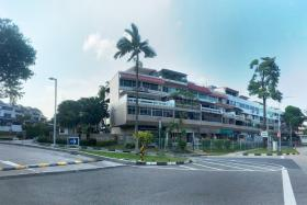Changi Garden is at the junction of Upper Changi Road North and Jalan Mariam, and sits on about 200,093 sq ft of elevated ground.