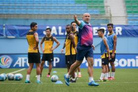 Crucial time for Balestier and Geylang players to shine