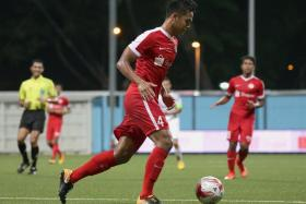 The Young Lions' performances have declined in recent years. This year's team could even become the first S.League side to finish a season without a win.