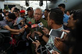 Najib: There's more freedom in M'sia now