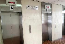 Workers, shoppers fed up with frequent lift breakdowns at Jalan Besar complex