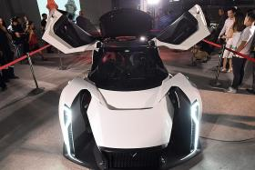 S'pore supercar launched