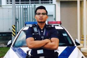 Faiz Salim, who recently completed his national service with the Singapore Police Force, died in a traffic accident along the Seletar Expressway on Sunday (Sept 10). His friends remember him as a good friend they could depend on.