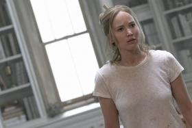 Jennifer Lawrence on struggle filming Mother!: 'I tore my diaphragm'