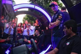 Third-time lucky for Verstappen?