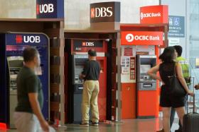 DBS Bank, OCBC Bank and UOB have been deemed the three safest banks in Asia.