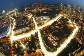 Four-year deal for Singapore to host F1 until 2021
