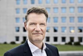 Maersk chief operating officer Soren Toft