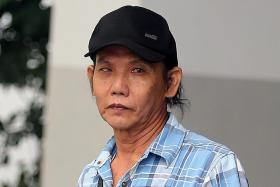 Man accused of sticking toothpicks into bus seats