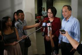 WP chairman Sylvia Lim has filed a motion to speak in Parliament about the timing of the reserved presidential election.
