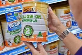 New, cheaper formula milk at FairPrice
