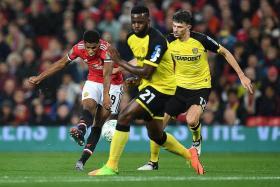 Rashford as good as Mbappe, says Neville