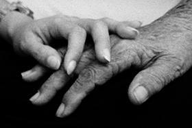 Young shouldn't forget elderly dementia patients