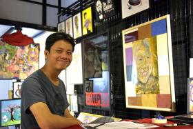 94 works of art for LKY's would-be 94th birthday