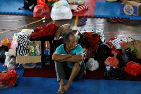 More than 34,000 flee from Mount Agung in fear of eruption