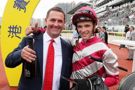 Good things come in pairs for Michael Freedman