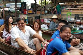 Overseas trip a treat for the less fortunate