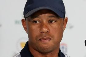 Woods unsure about future