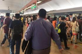 Train delays add to PSLE pupils' stress