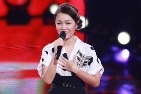 Singaporean Joanna Dong makes it to grand final of Sing! China