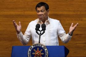 Duterte 'will not submit' in graft probe