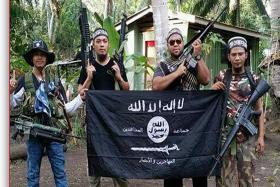 Malaysian militant killed in air raid on Marawi City