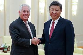Tillerson keen to talk but North Korea shows no interest