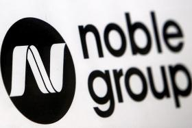 Noble Group set to sell oil